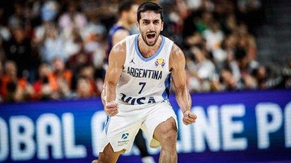 Tras vencer a Serbia, Argentina quedó entre los cuatro mejores del Mundial de Básquet