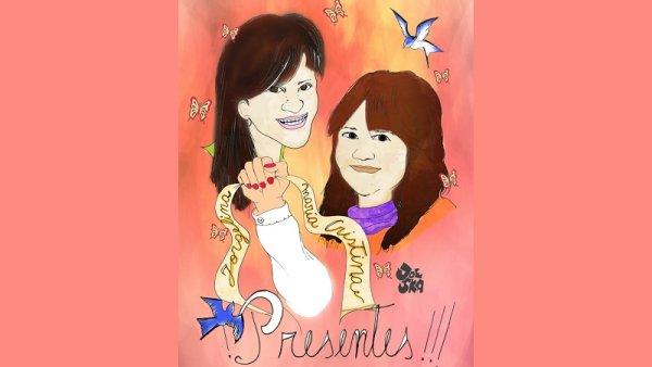 Jorgelina y María Cristina ¡Presentes!