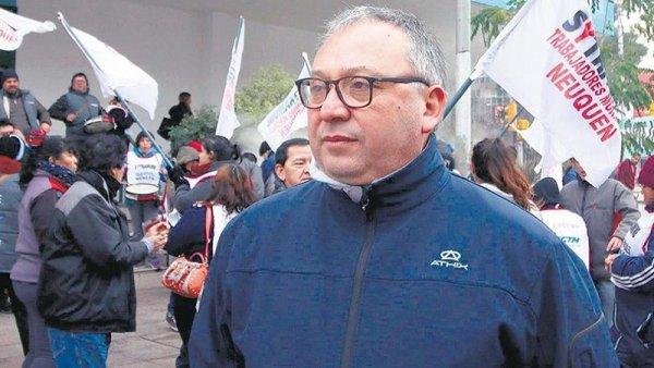 Anulan condena contra el dirigente de municipales de Neuquén