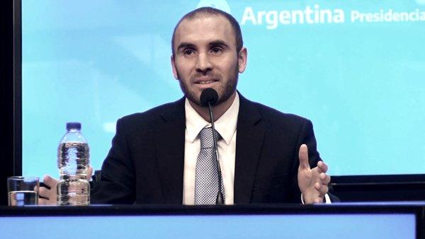 Guzmán ratificó que el pago a los acreedores y al FMI es la prioridad del Gobierno