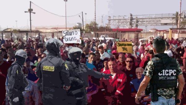 Estado, chavismo y represión sobre la clase obrera en Venezuela
