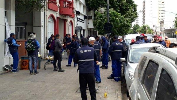 Trabajadores de Gri Calviño denuncian extorsión de la empresa y exigen respuestas al Gobierno