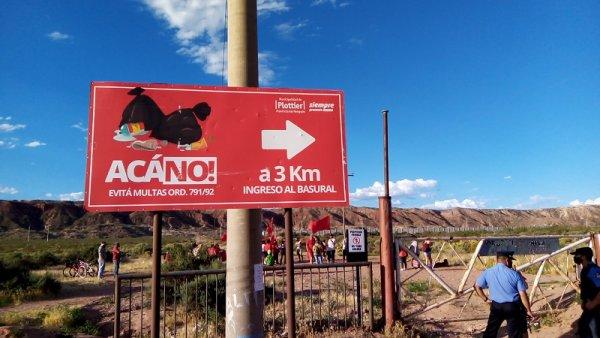 Patrón Costas teme que le tomen las tierras en Plottier