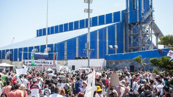 Polémica tras informe parlamentario que investigó la contaminación en Antofagasta