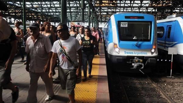 Aumentos de trenes: una provocación