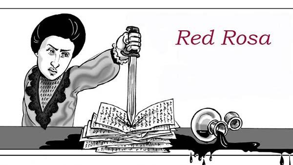 Red Rosa: la novela gráfica de Rosa Luxemburgo