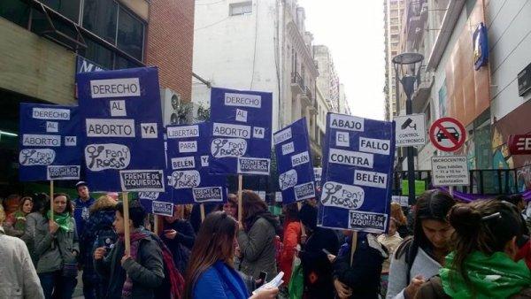 La Mesa por la Libertad a Belén convoca a una marcha nacional