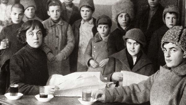Aleksandra Kollontái: una lucha revolucionaria por la emancipación de las mujeres