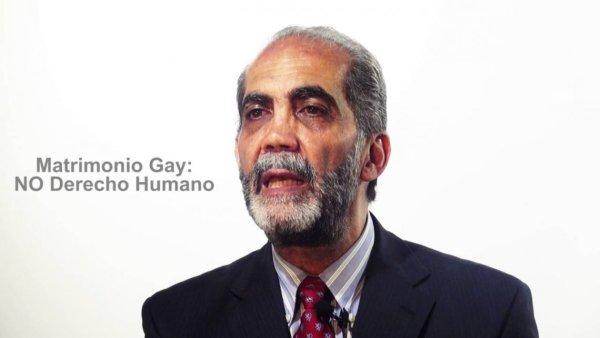 """Reaccionaria declaración de ConFamilia: """"Así como da cáncer, te da homosexualidad"""""""