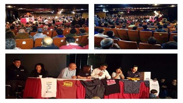 PepsiCo: importante plenario de solidaridad convoca a jornada de lucha para el martes