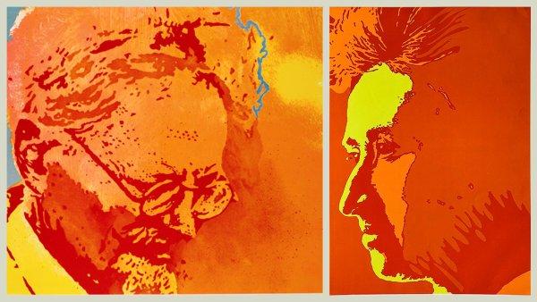 La Rosa y el León: los asesinatos de Rosa Luxemburg y León Trotsky