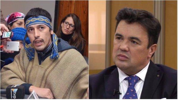 """Cruzada antimapuche: Marijuan denunció a Jones Huala por """"incitar a la violencia"""""""