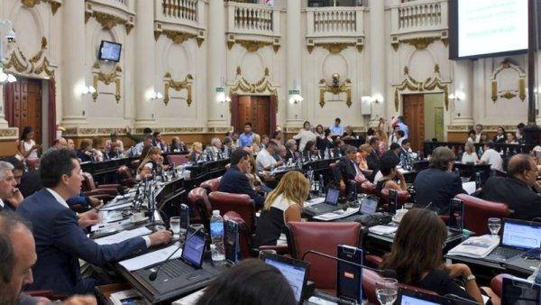 La Legislatura de Córdoba se solidarizó con Raúl Godoy