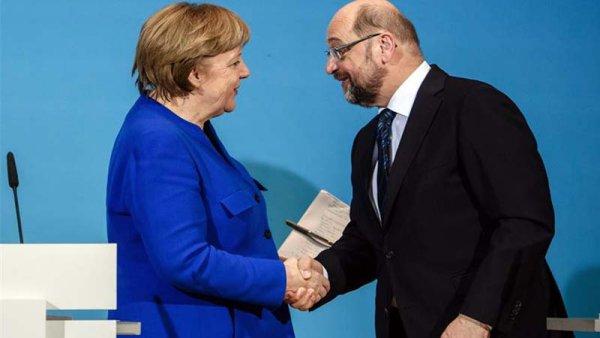 """Alemania se encamina hacia un nuevo Gobierno de """"gran coalición"""""""