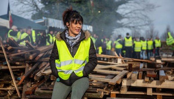 Mujeres en chaleco amarillo: la determinación de aquellas que no tienen nada que perder