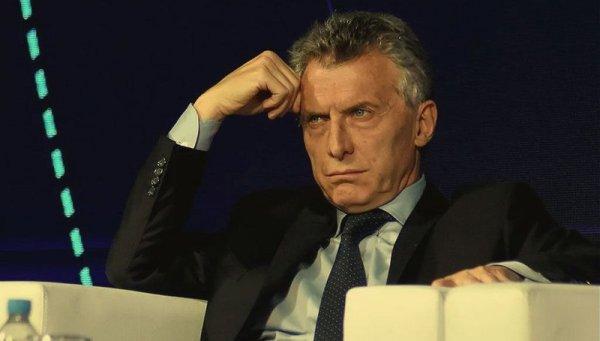 Macri y Cambiemos en caída libre