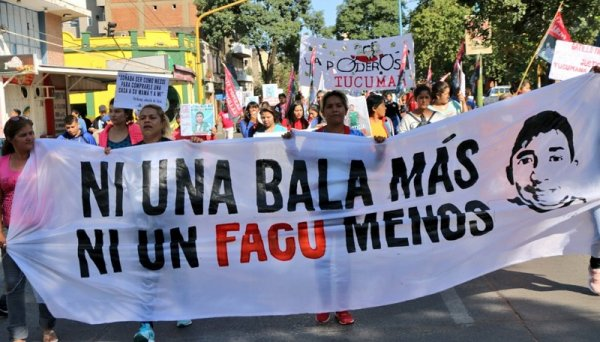 Sin haber declarado, los policías que mataron a Facundo Ferreira seguirán en funciones