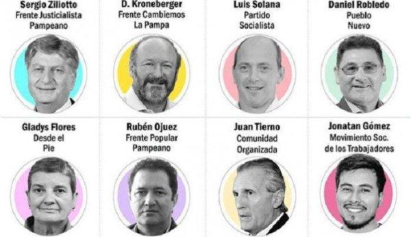 Elecciones en La Pampa: mirá acá todos los resultados