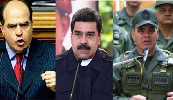 """Venezuela bajo el signo de la """"crisis orgánica"""""""