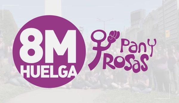 [VIDEO] Pan y Rosas: sumate al Paro Internacional de Mujeres