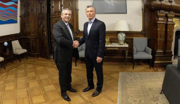 Macri y Alberto Fernández: una transición ordenada bajo el control del FMI