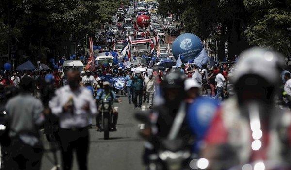 Dos semanas de protestas en Costa Rica contra el plan del ajuste del Gobierno y el FMI