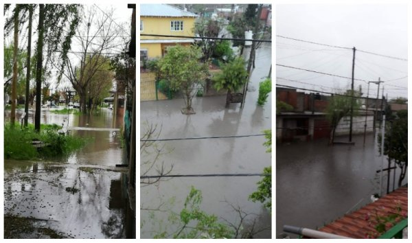 Quilmes bajo agua: obras a puro marketing y abandono en los barrios populares