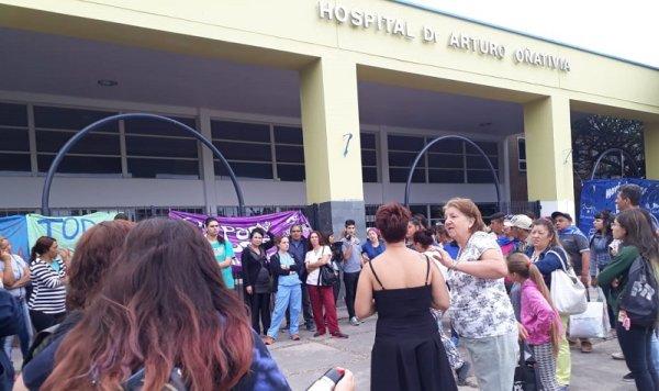 Hospital Oñativia: reunión para coordinar acciones ante la grave situación que atraviesa