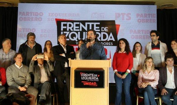 Veinte puntos: cuáles son las propuestas del Frente de Izquierda y de Trabajadores Unidad