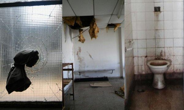 Melchor Romero: el hospital donde la vida de las personas nada vale