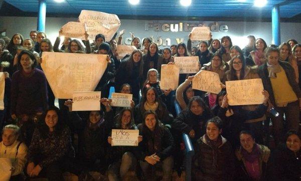 Córdoba: la Universidad Provincial se suma a la lucha