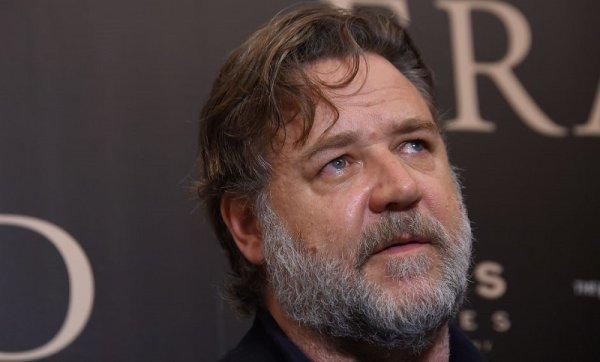 Potente mensaje de Russell Crowe en Golden Globes por los incendios en Australia