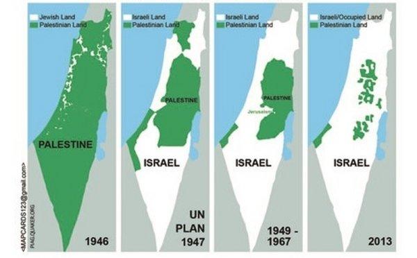 Estado de Israel: 70 años de su creación artificial