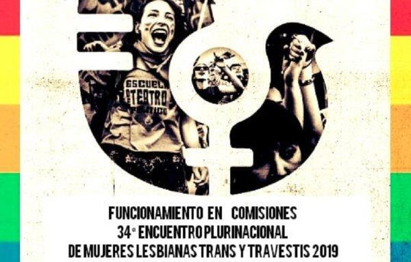 Que sea democrático y de lucha: avanza la organización del Encuentro de Mujeres en La Plata