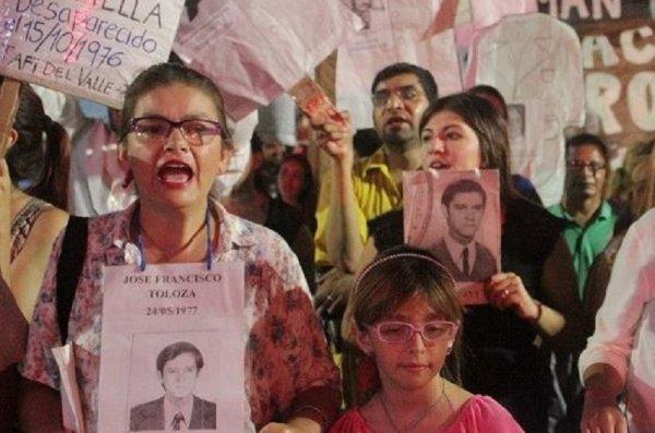 """Karina Toloza: """"A 42 años del golpe nos sobran los motivos para marchar"""""""