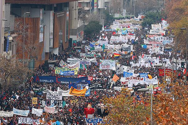 ¿Regresarán las calles y movilizaciones?