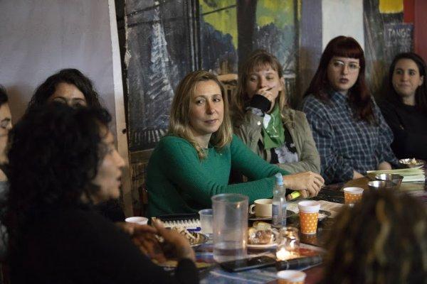 Referentes feministas y LGTBI con Myriam Bregman: ideas para una agenda común