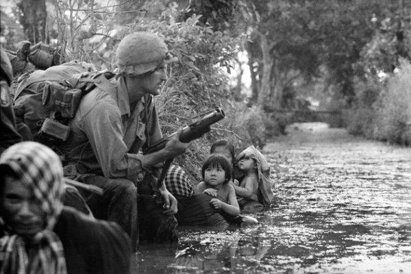 La derrota de EE. UU. en Vietnam