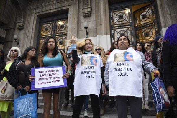 Rosario: estuvo treinta días detenida por ser mujer trans y pobre