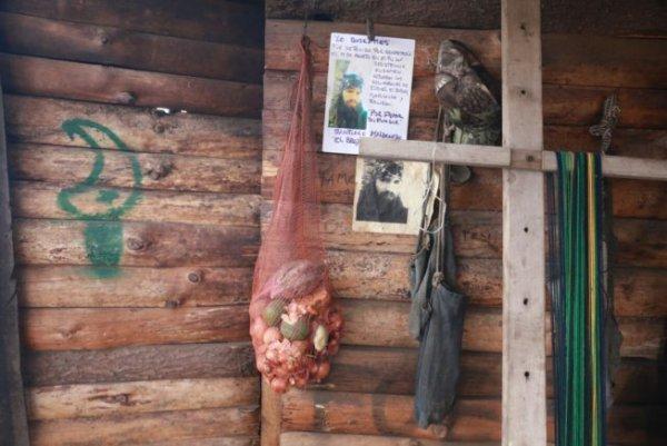 Benetton y la Policía quemaron la casilla donde se vio por última vez a Santiago Maldonado