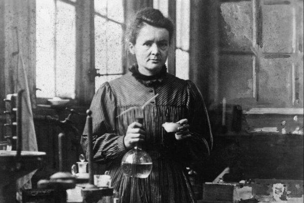 Marie Curie: la primera premio Nobel