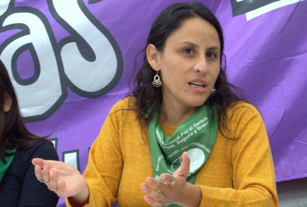 Natalia Morales aseguró que el Estado no tiene por qué sostener económicamente a la Iglesia