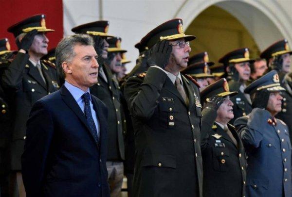 Se difundieron cartas de los militares contra Macri: ¿con Cristina estaban mejor?