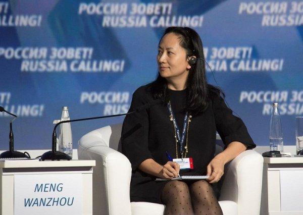 Por pedido de EE. UU. detienen en Canadá a la hija del fundador de Huawei