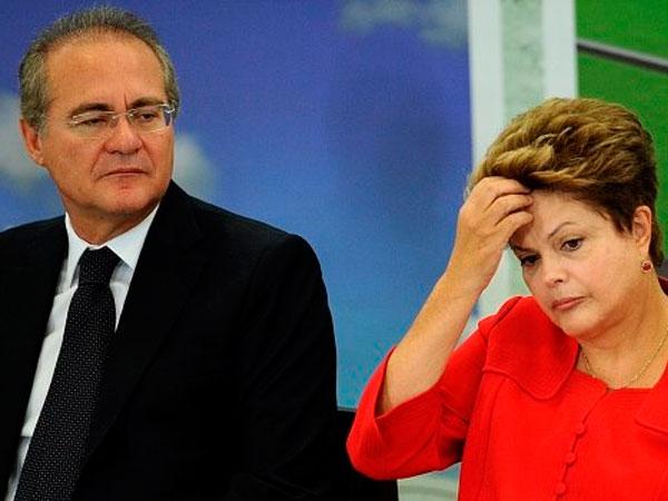 Dilma y el presidente del Senado quieren que la destitución sea tratada rápidamente