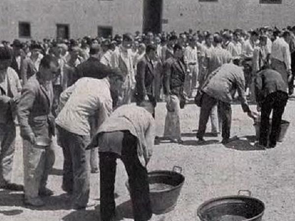 La memoria de las victimas del Franquismo rota y por los suelos