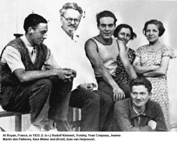 A 80 años del asesinato de Rudolf Klement, secretario de Trotsky